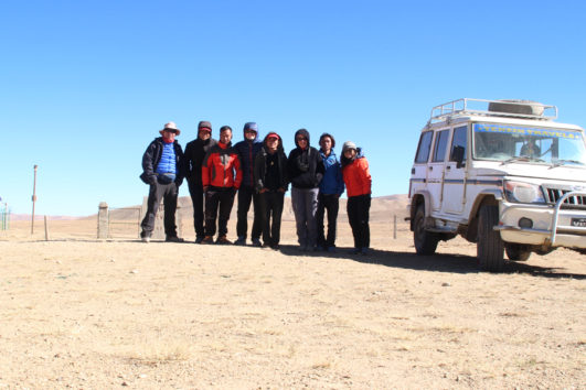 Overland Tours